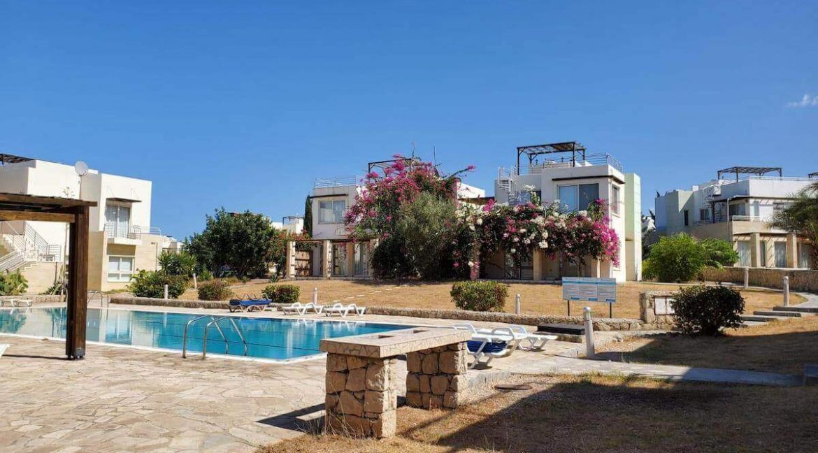 Turtle Beach Golf Seaview Groundfloor Apartment 3 Bed - North Cyprus Property 31