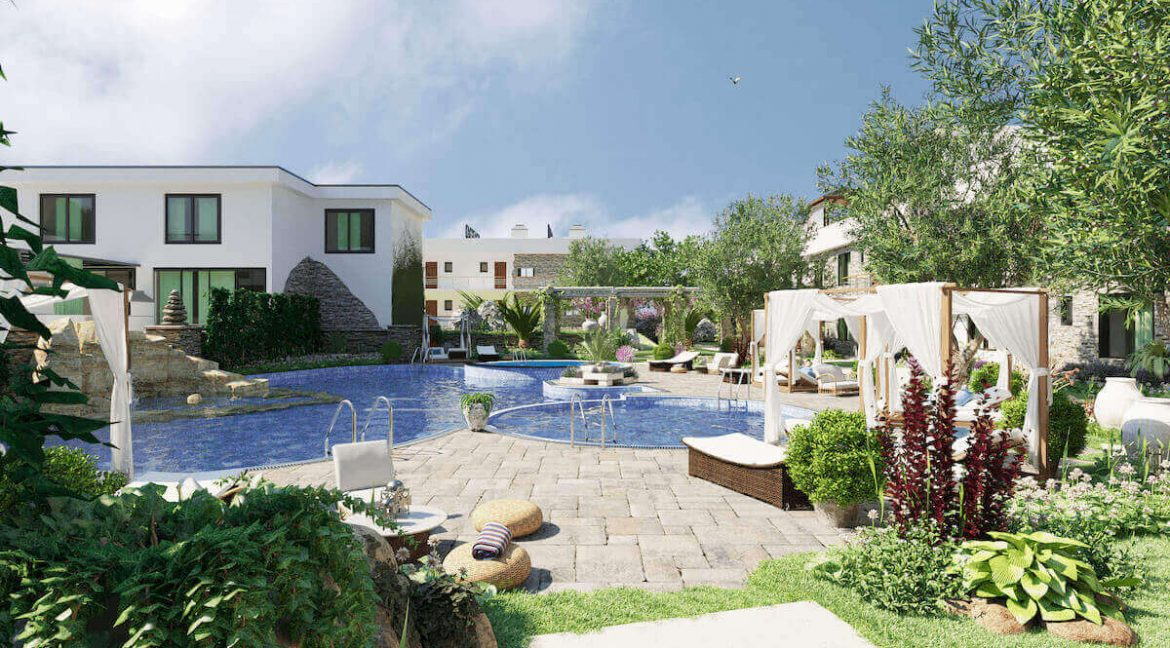 Esentepe Seaview Gold Penthouse 2 Bed - North Cyprus Property 10