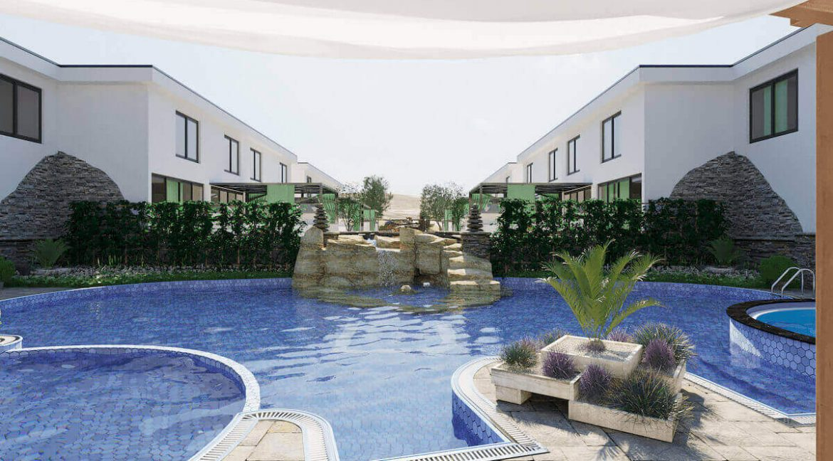 Esentepe Seaview Gold Penthouse 2 Bed - North Cyprus Property 11