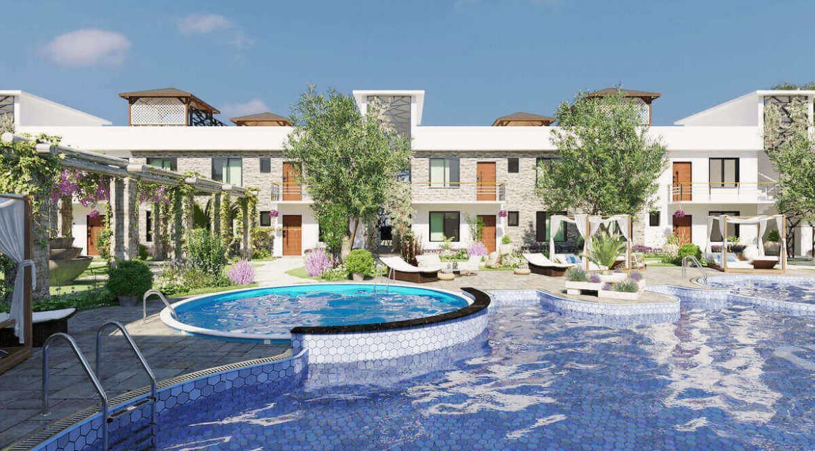 Esentepe Seaview Gold Penthouse 2 Bed - North Cyprus Property 13