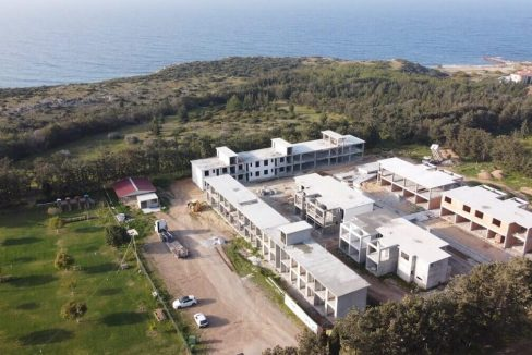 Esentepe Seaview Gold Penthouse 2 Bed - North Cyprus Property 4