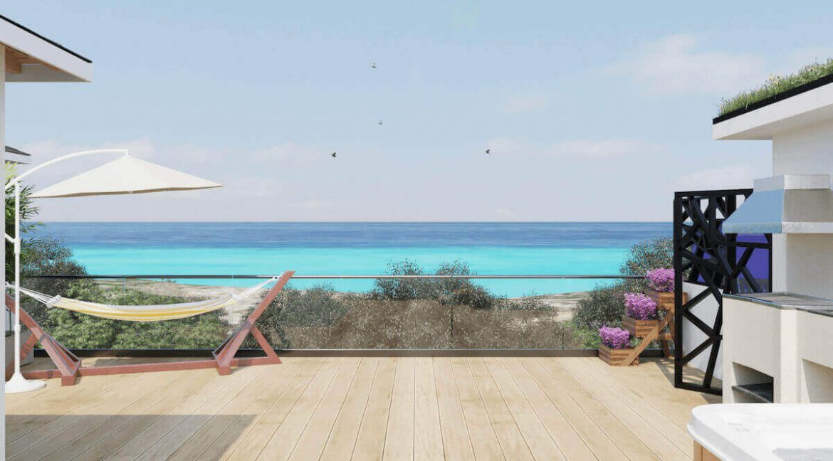 Esentepe Seaview Gold Penthouse 2 Bed - North Cyprus Property 5