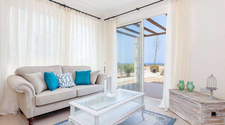 Turtle Beach & Golf Frontline Garden Apt 2 Bed - North Cyprus Property 1