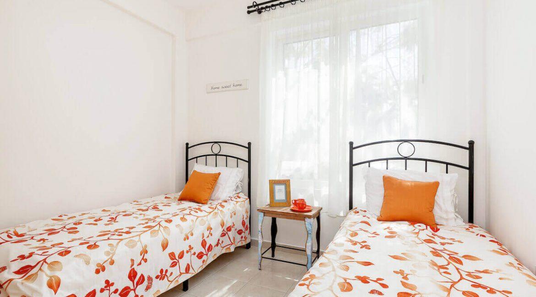 Turtle Beach & Golf Frontline Garden Apt 2 Bed - North Cyprus Property 13