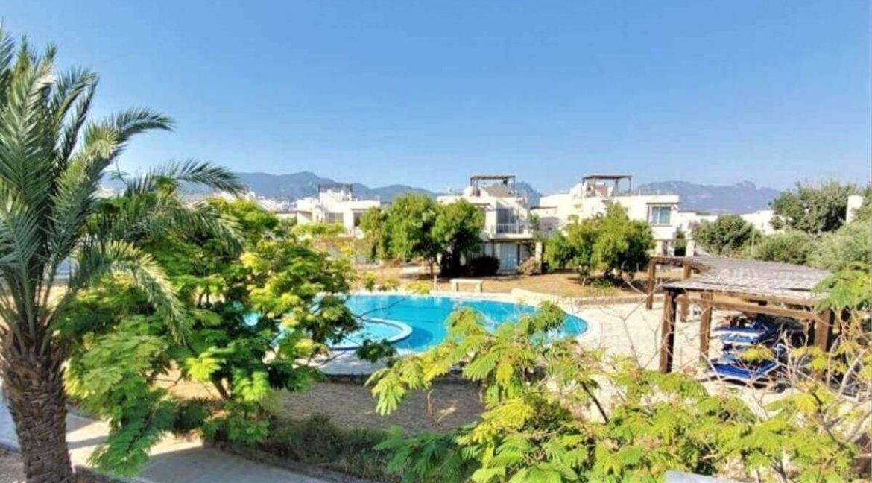 Turtle Beach & Golf Frontline Garden Apt 2 Bed - North Cyprus Property 16