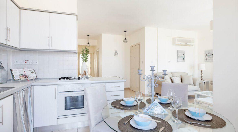 Turtle Beach & Golf Frontline Garden Apt 2 Bed - North Cyprus Property 4