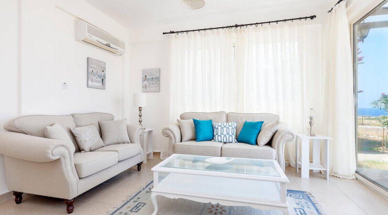 Turtle Beach & Golf Frontline Garden Apt 2 Bed - North Cyprus Property 6