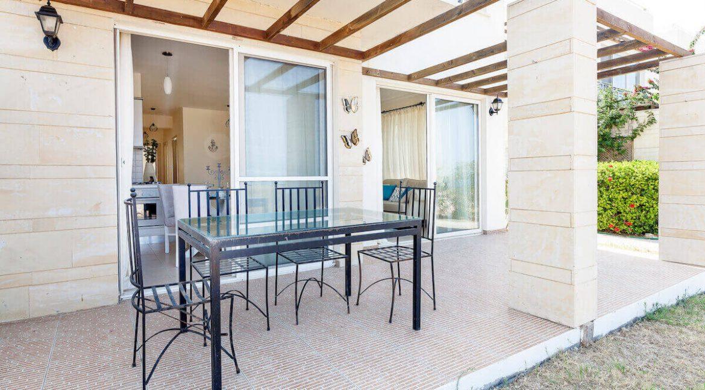 Turtle Beach & Golf Frontline Garden Apt 2 Bed - North Cyprus Property 7