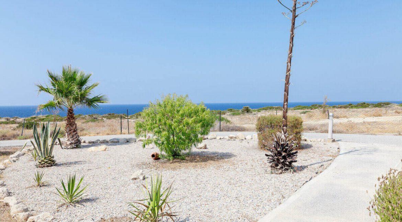 Turtle Beach & Golf Frontline Garden Apt 2 Bed - North Cyprus Property 8