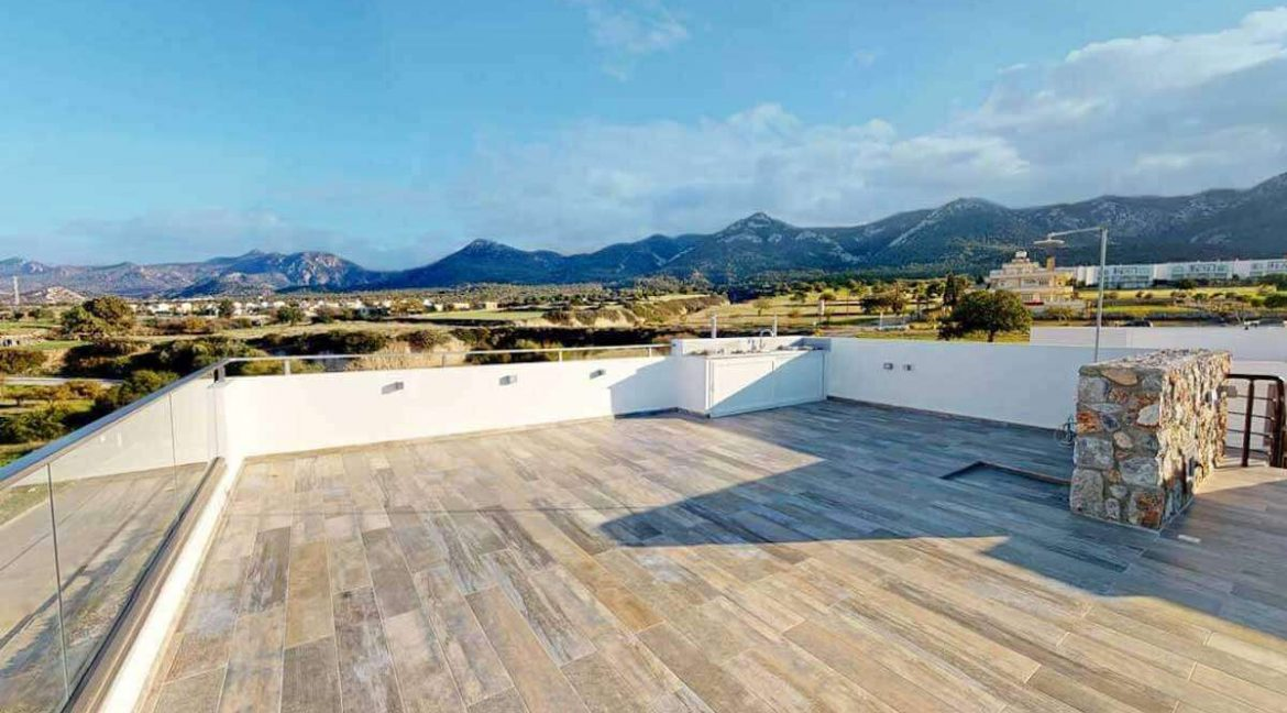 Bahceli Seafront Luxury Penthouse 3 Bed - North Cyprus Property 1