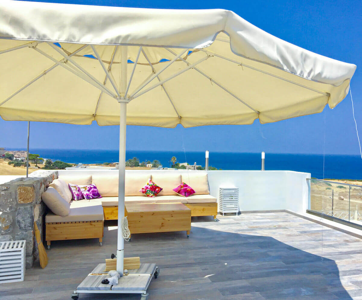 Bahceli Seafront Luxury Penthouse 3 Bed