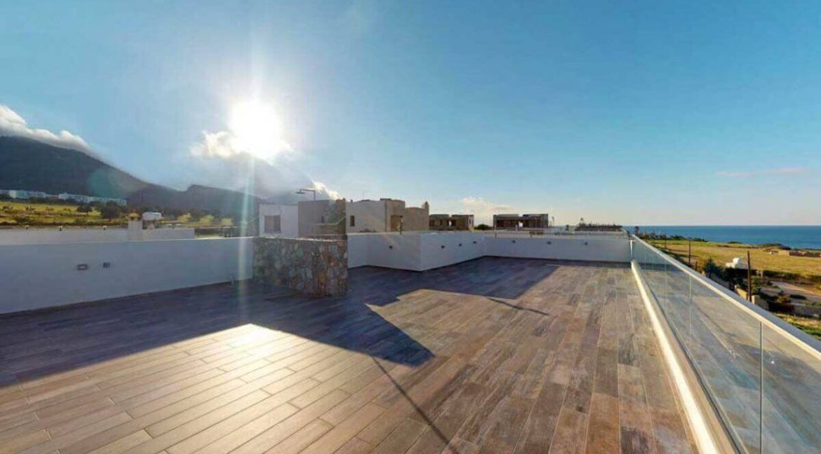 Bahceli Seafront Luxury Penthouse 3 Bed - North Cyprus Property 2