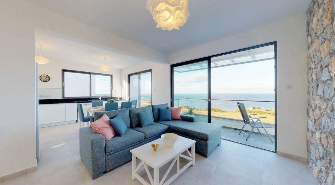 Bahceli Seafront Luxury Penthouse 3 Bed - North Cyprus Property 4