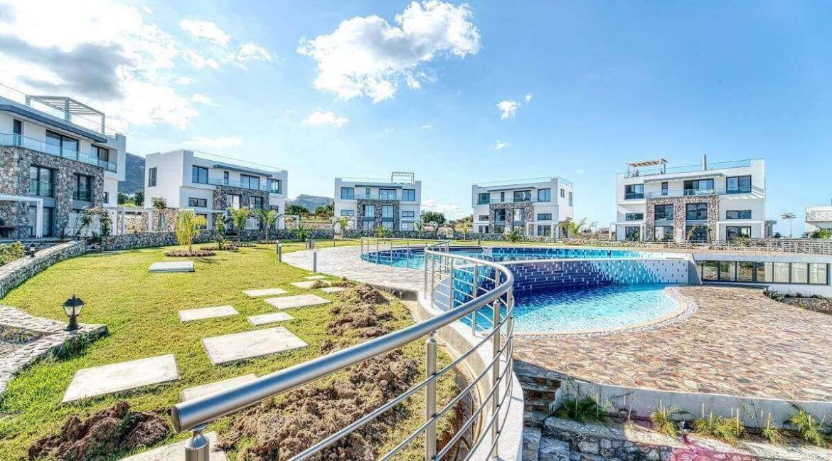 Bahceli Seafront Luxury Property Facilities - North Cyprus Property 1