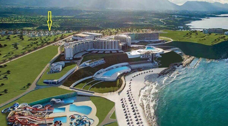 Elexus Hotel Spa Resort - North Cyprus 1