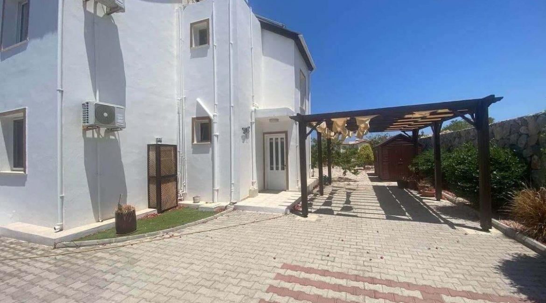 Esentepe Panorama Seaview Villa 4 Bed - North Cyprus Property 12