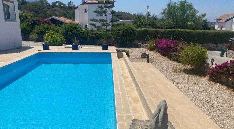Esentepe Panorama Seaview Villa 4 Bed - North Cyprus Property 2