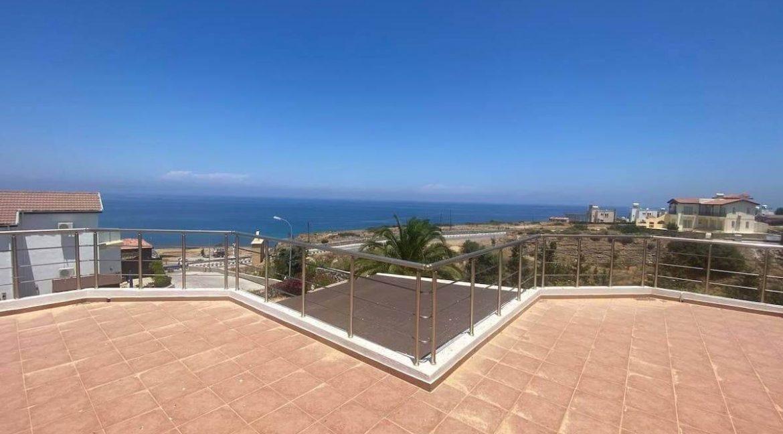 Esentepe Panorama Seaview Villa 4 Bed - North Cyprus Property 20