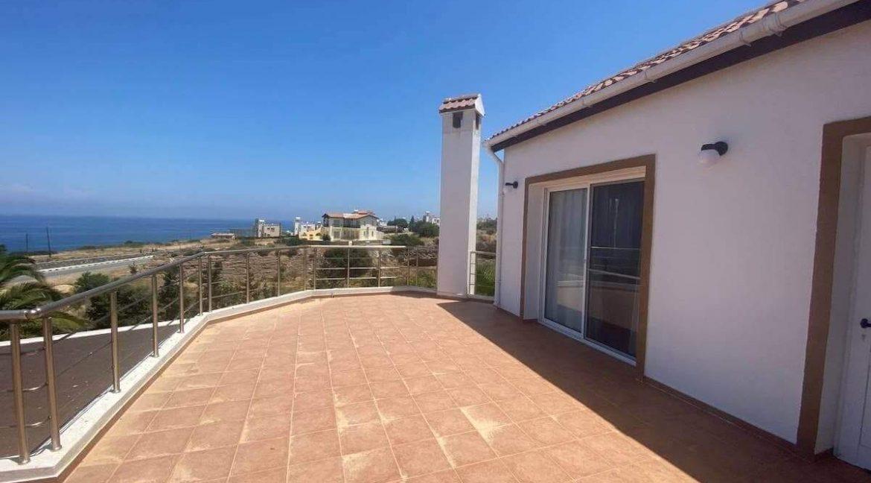 Esentepe Panorama Seaview Villa 4 Bed - North Cyprus Property 21