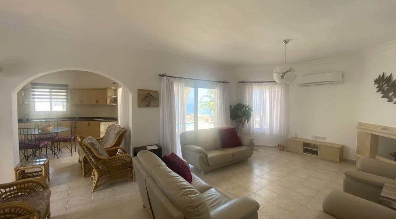 Esentepe Panorama Seaview Villa 4 Bed - North Cyprus Property 30
