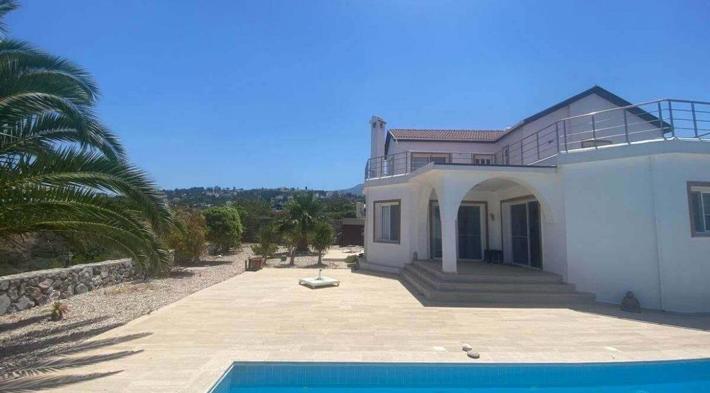 Esentepe Panorama Seaview Villa 4 Bed - North Cyprus Property 4