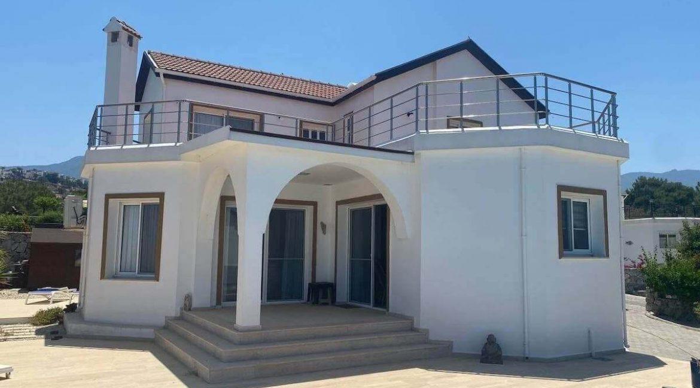 Esentepe Panorama Seaview Villa 4 Bed - North Cyprus Property 5