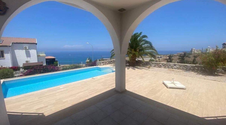 Esentepe Panorama Seaview Villa 4 Bed - North Cyprus Property 7