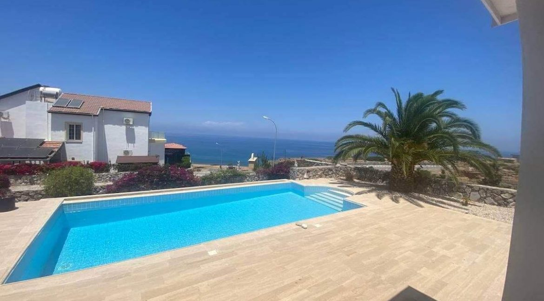 Esentepe Panorama Seaview Villa 4 Bed - North Cyprus Property 8