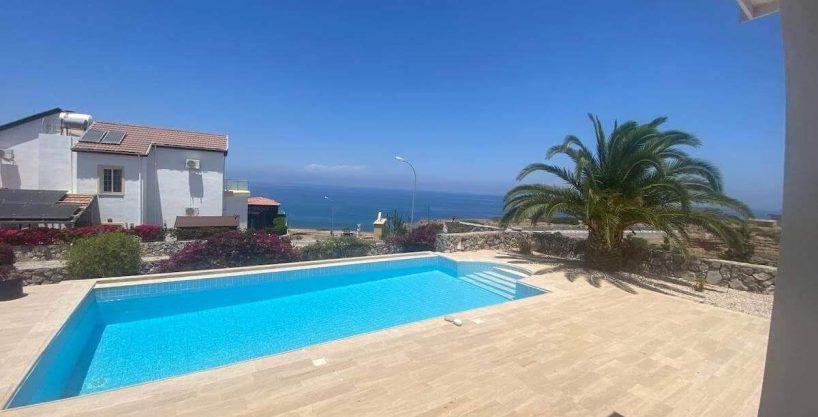 Esentepe Panorama Seaview Villa 4 Bed