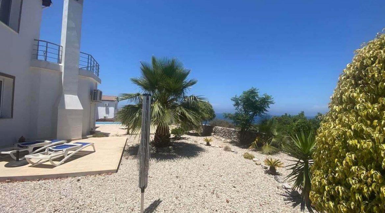 Esentepe Panorama Seaview Villa 4 Bed - North Cyprus Property 9