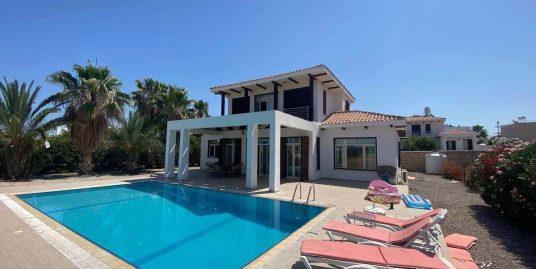 Esentepe Turtle Beach & Golf Seaview Villa 4 Bed
