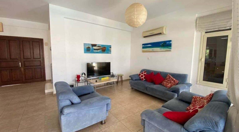 Esentepe Turtle Beach & Golf Seaview Villa 4 Bed - North Cyprus Property Z13