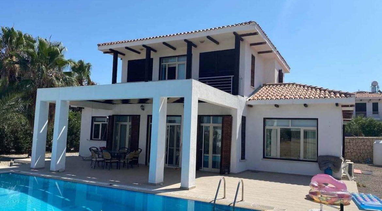 Esentepe Turtle Beach & Golf Seaview Villa 4 Bed - North Cyprus Property Z15