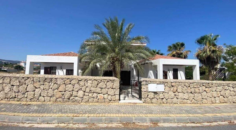 Esentepe Turtle Beach & Golf Seaview Villa 4 Bed - North Cyprus Property Z21