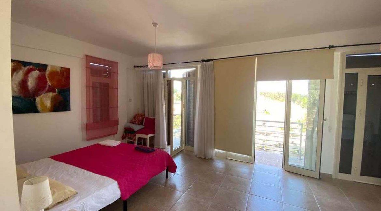 Esentepe Turtle Beach & Golf Seaview Villa 4 Bed - North Cyprus Property Z23