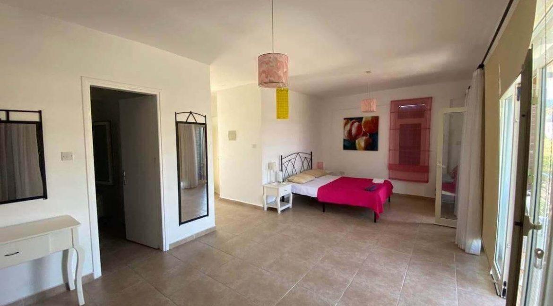 Esentepe Turtle Beach & Golf Seaview Villa 4 Bed - North Cyprus Property Z24