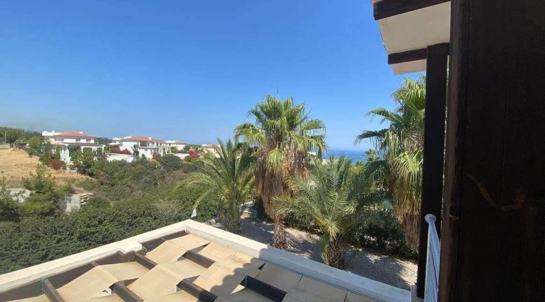 Esentepe Turtle Beach & Golf Seaview Villa 4 Bed - North Cyprus Property Z26