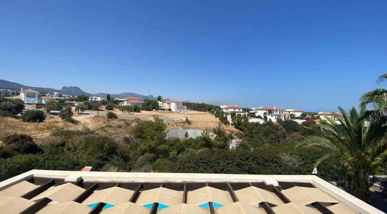 Esentepe Turtle Beach & Golf Seaview Villa 4 Bed - North Cyprus Property Z28