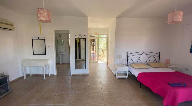 Esentepe Turtle Beach & Golf Seaview Villa 4 Bed - North Cyprus Property Z29
