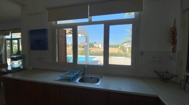 Esentepe Turtle Beach & Golf Seaview Villa 4 Bed - North Cyprus Property Z7
