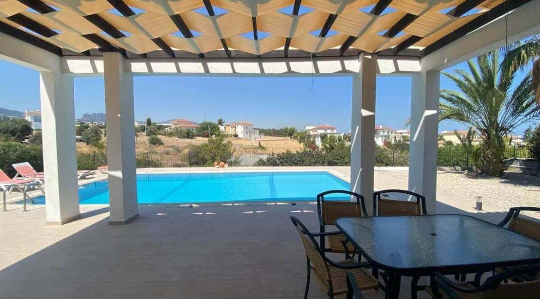 Esentepe Turtle Beach & Golf Seaview Villa 4 Bed - North Cyprus Property Z8