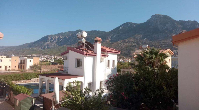 Karsiyaka mountain view villa 3 Bed - North Cyprus Property 11