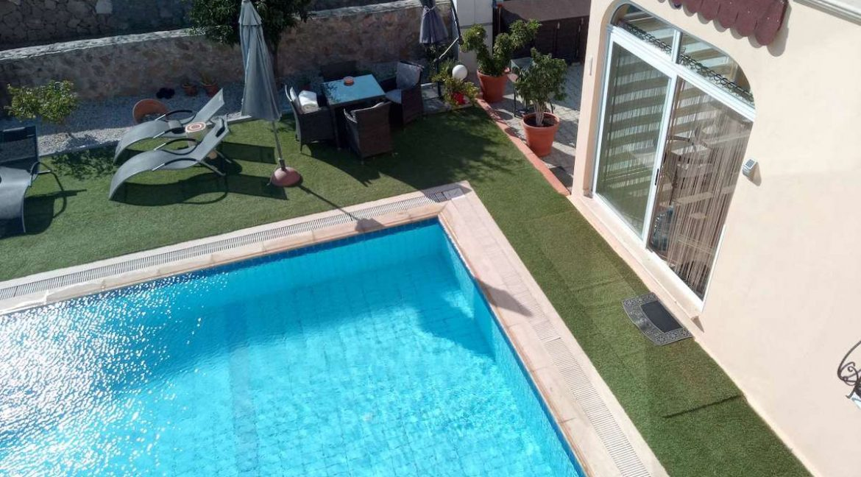 Karsiyaka mountain view villa 3 Bed - North Cyprus Property 13