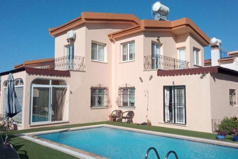 Karsiyaka mountain view villa 3 Bed - North Cyprus Property 17