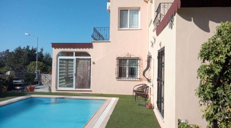 Karsiyaka mountain view villa 3 Bed - North Cyprus Property 20