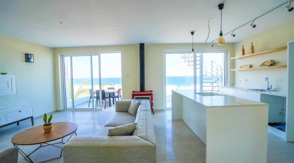 Palm View Luxury Aspire Penthouse 3 Bed - North Cyprus Property 1