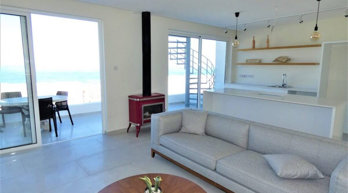 Palm View Luxury Aspire Penthouse 3 Bed - North Cyprus Property 2
