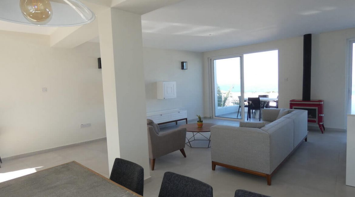 Palm View Luxury Aspire Penthouse 3 Bed - North Cyprus Property 38