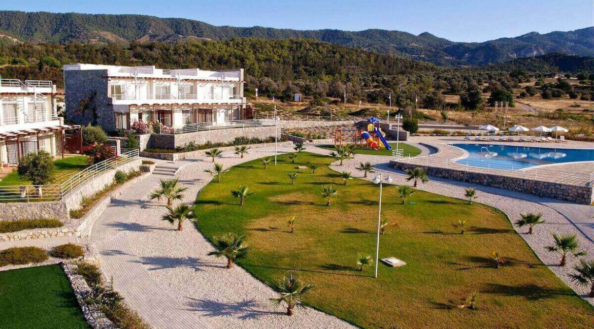 Palm View Site Facilities - North Cyprus Property 2
