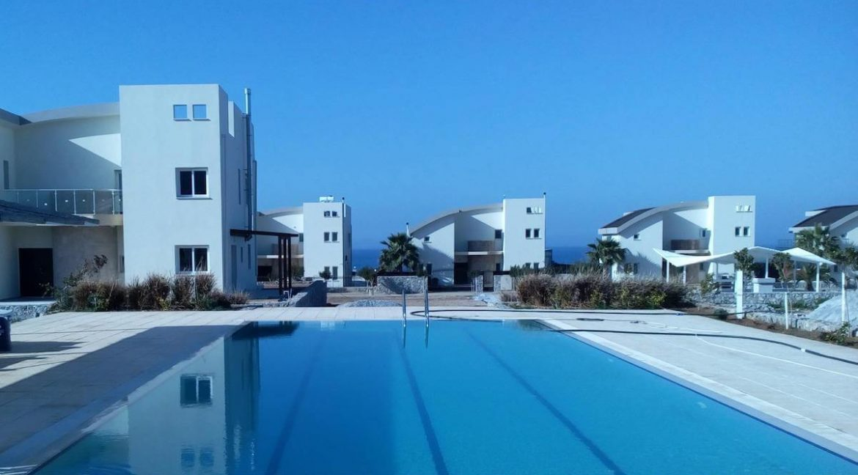 Tatlisu Seafront Exclusive Villa Site Pool